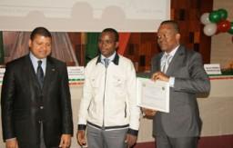 Lauréat CEDEAO